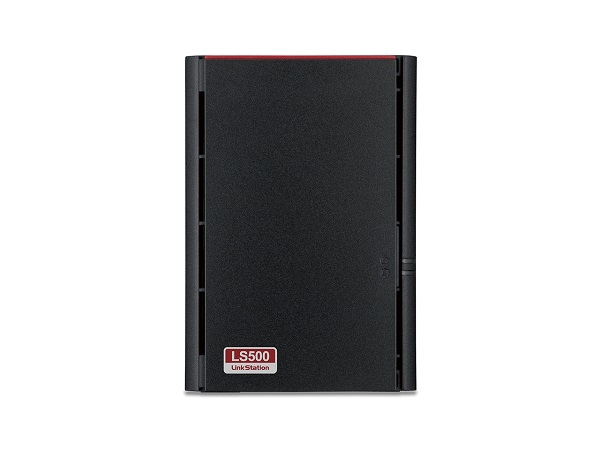 BUFFALO LinkStation 520 NAS Black 8TB