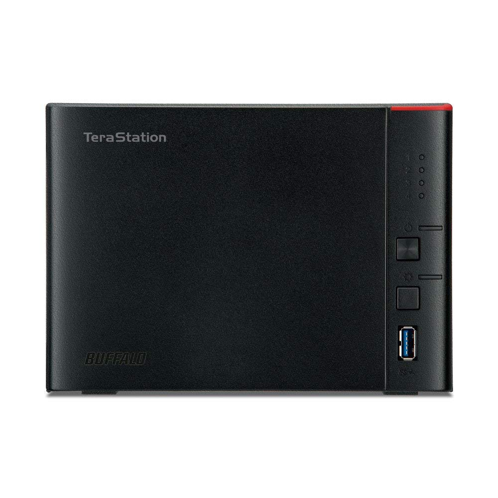 BUFFALO TeraStation 1400 4TB Black HDD