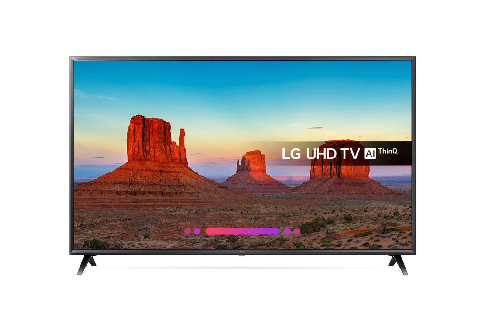 65 INCH SMART 4K LED TV