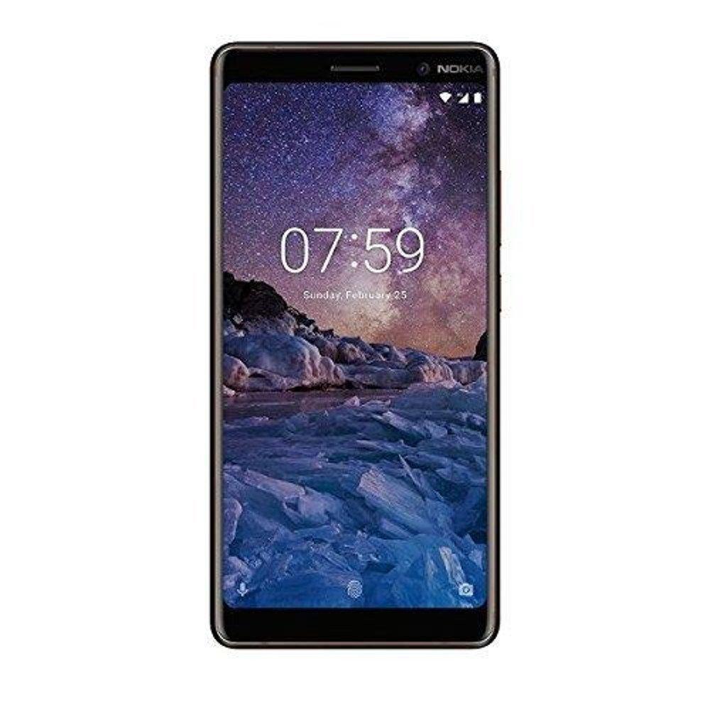 Nokia 7 Plus 64GB Mobile Phone Black