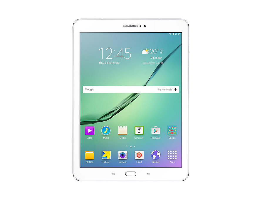 Samsung Galaxy Tab S2 9.7in LTE White