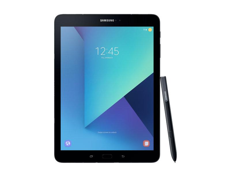 Tablets Samsung SM T820 Galaxy Tab S3 9.7 inch Tablet Black