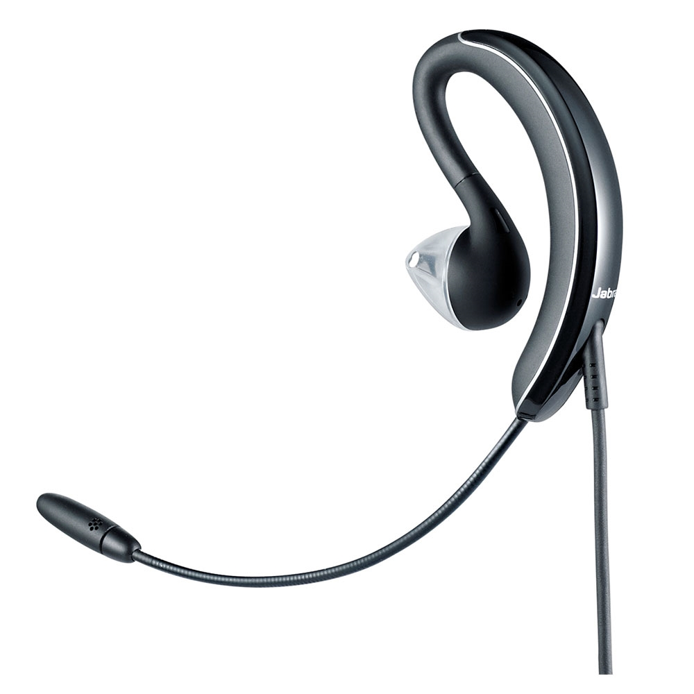 Jabra UC Voice 250 MS Monaural Ear Hook