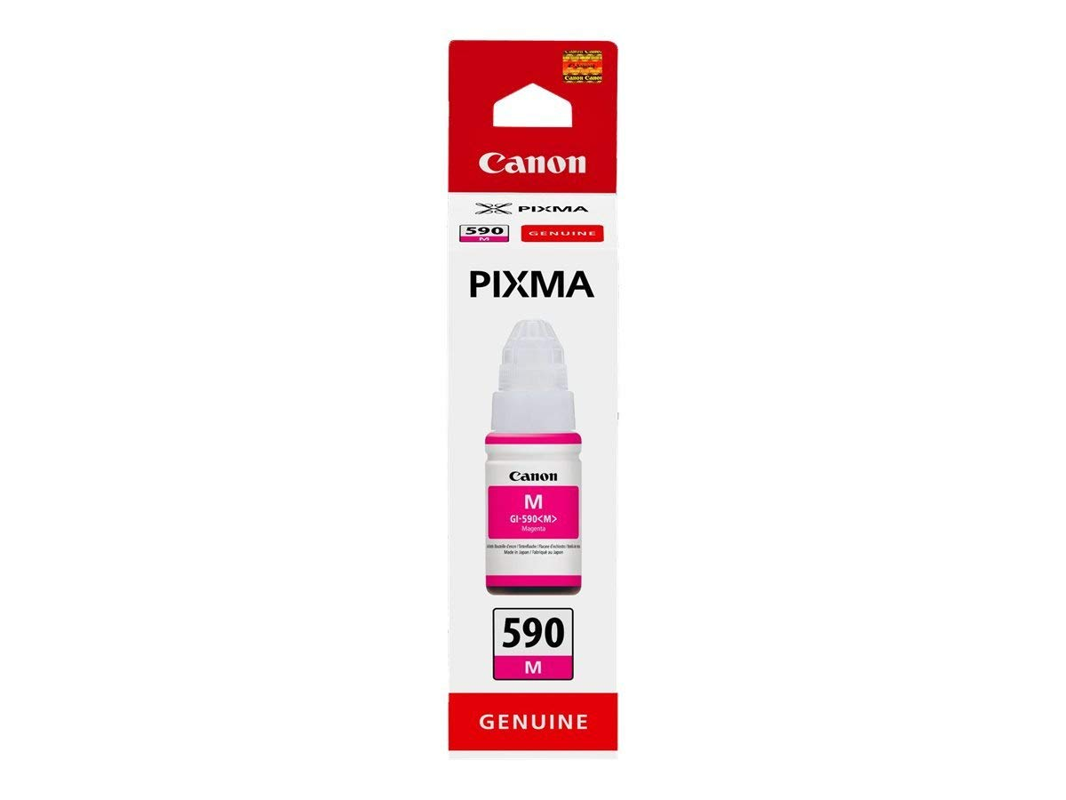 Canon 1605C001 GI590 Magenta Ink 70ml
