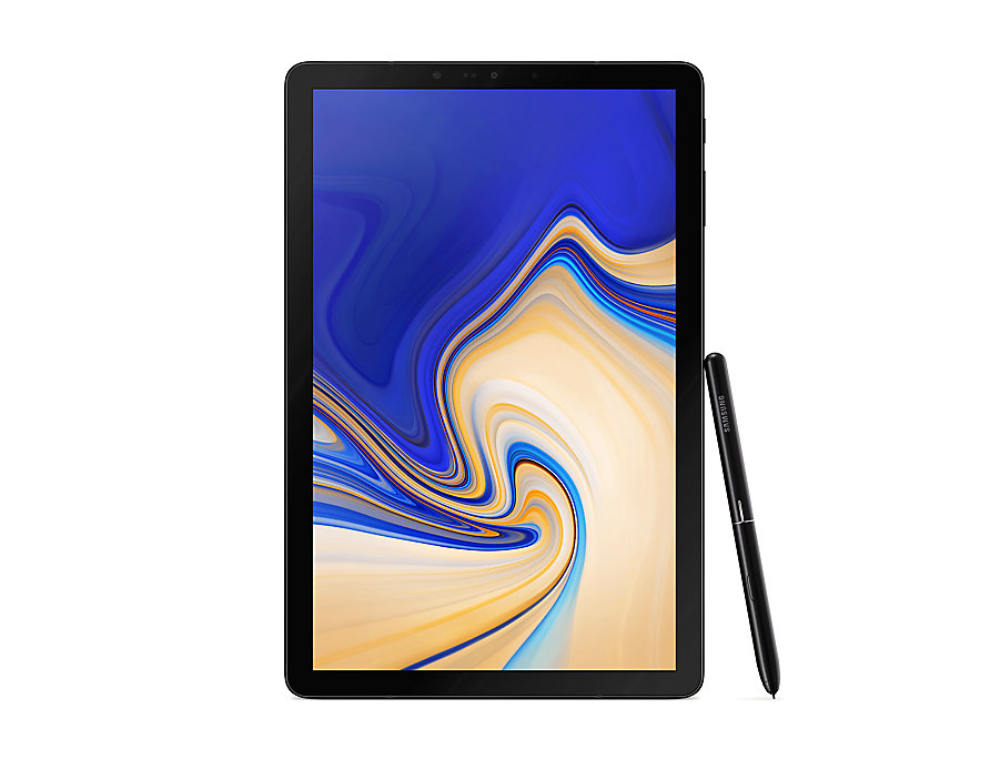 Tablets Samsung Tab S4 10.5 inch LTE Black