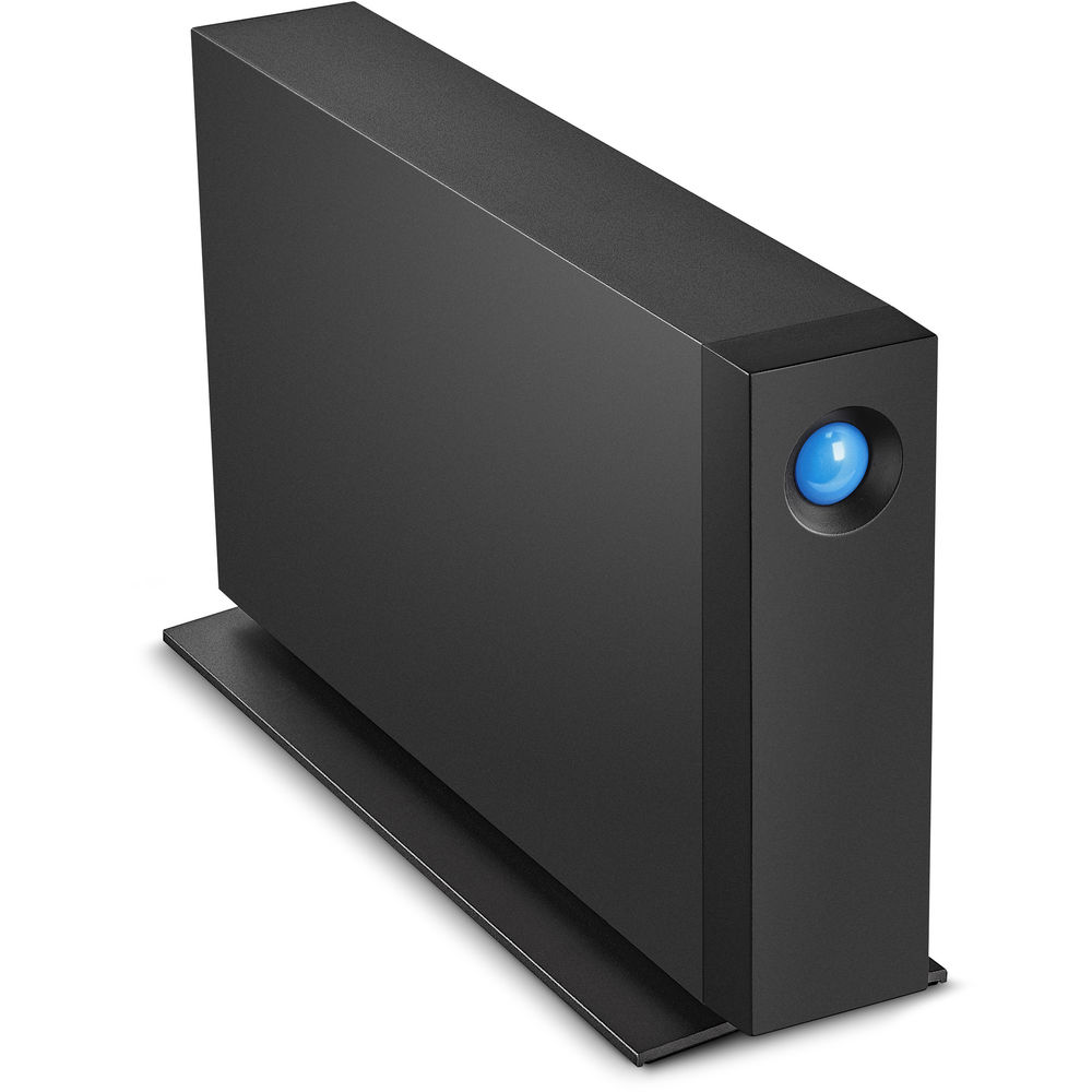 10TB d2 Professional USBC Black Ext HDD
