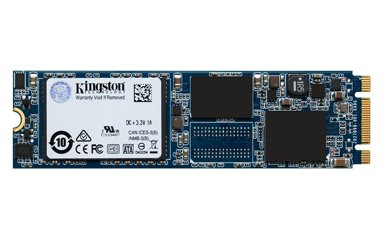 Hard Drives Kingston SSD Internal 120GB UV500 SATA M.2