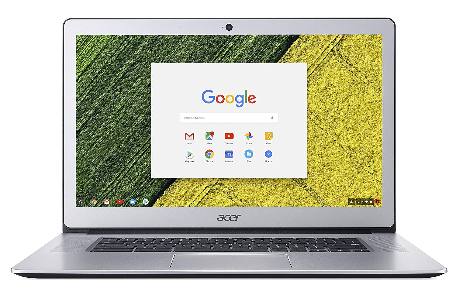 Acer Chromebook 15 CB515 1HT 15.6 inch Touchscreen Notebook