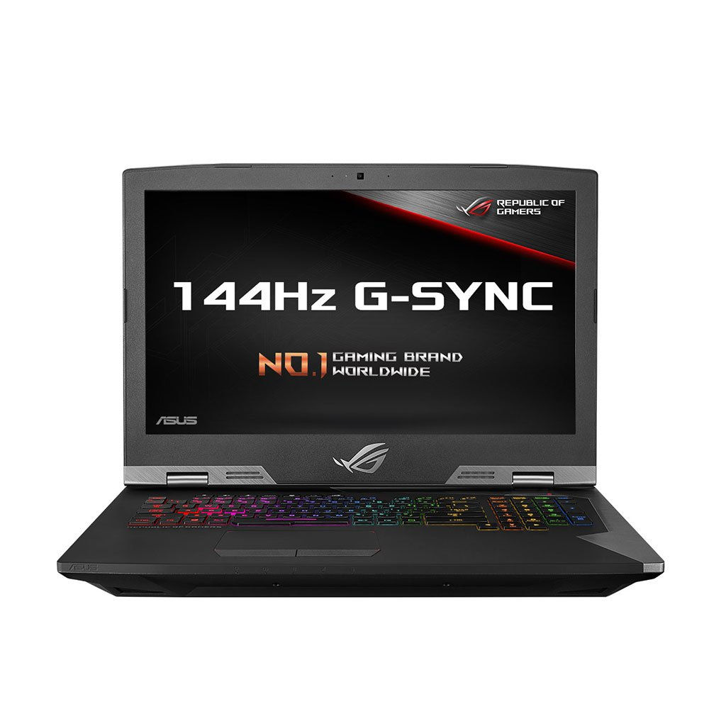 Asus 17.3 inch ROG G703GS Notebook 2.20GHz Core i7 32GB