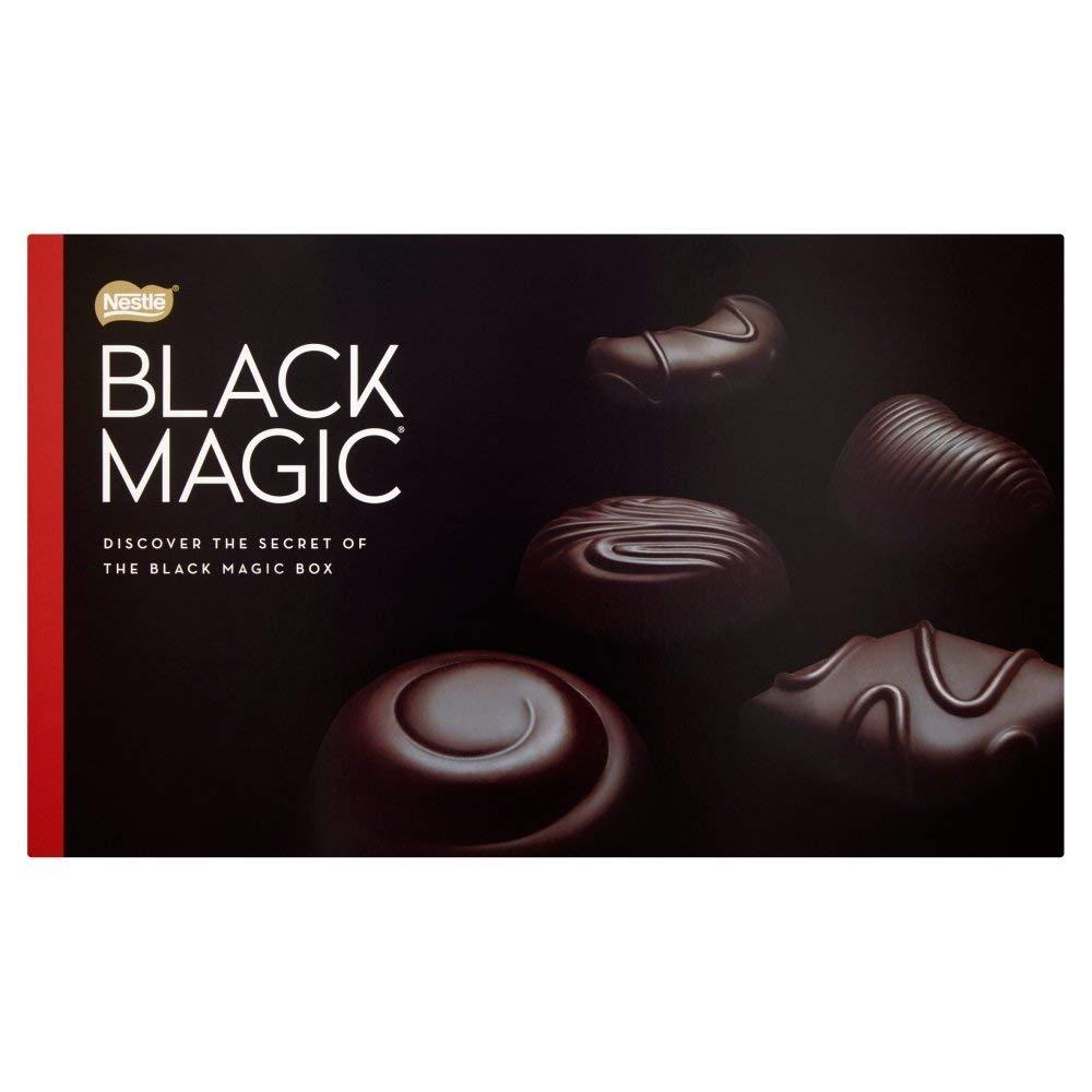 Sweets / Chocolate Black Magic Large Box 443g
