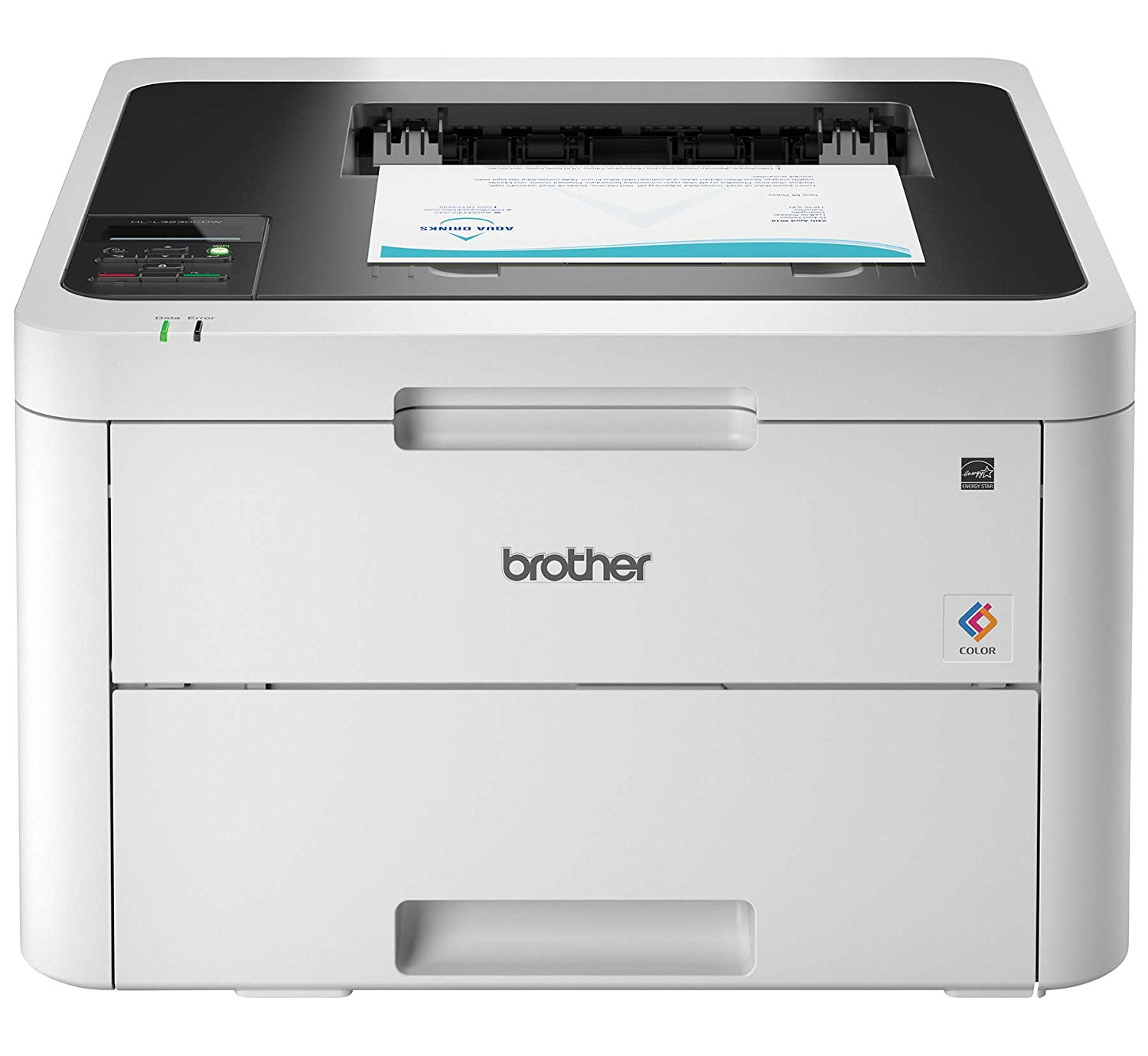 Laser Printers Brother HLL3230CDW A4 Colour Laser Printer