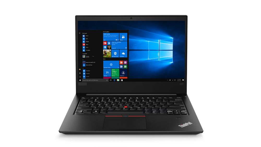 Lenovo E480 14in i7 8GB Thinkpad