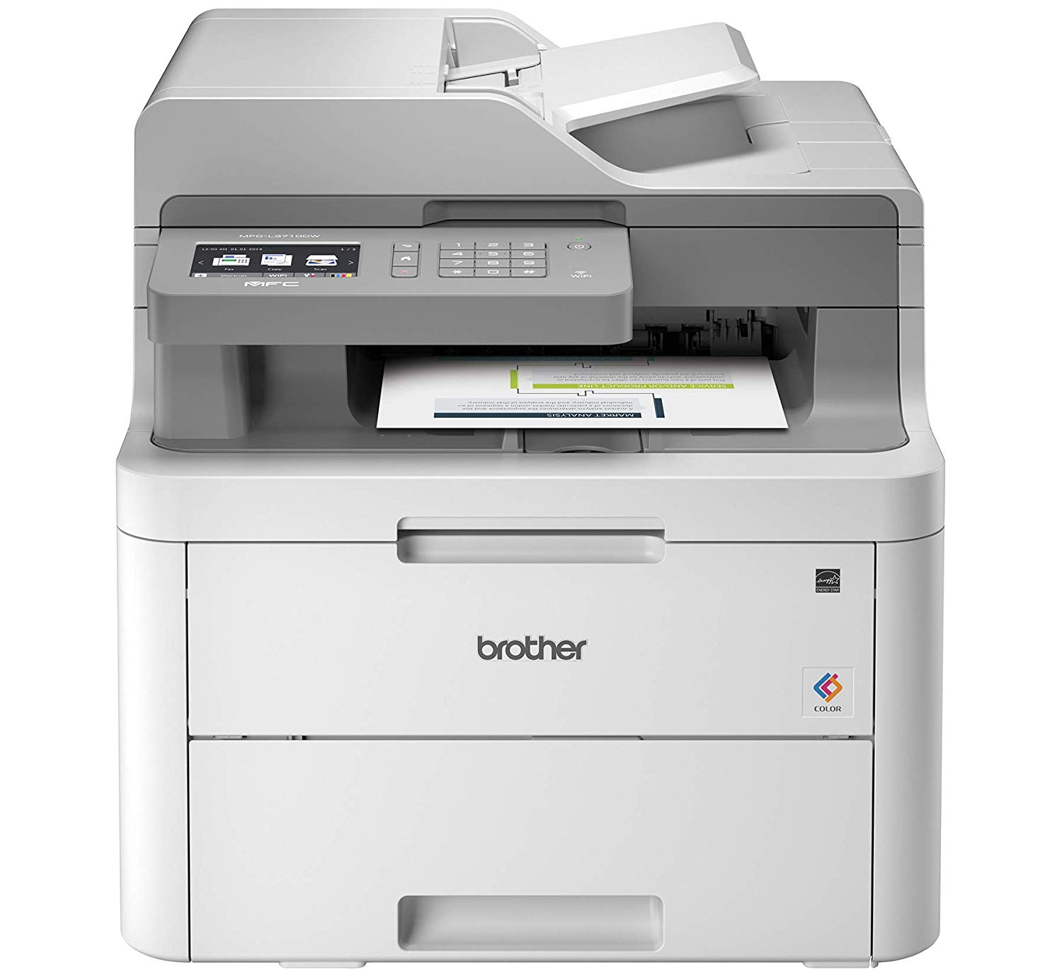 Multifunctional Machines Brother MFCL3710CW A4 Colour Laser 4in1 Printer