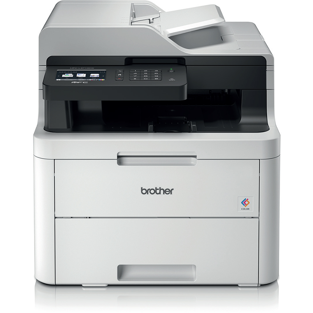 Multifunctional Machines Brother MFCL3730CDN A4 Colour Laser 4in1 Printer