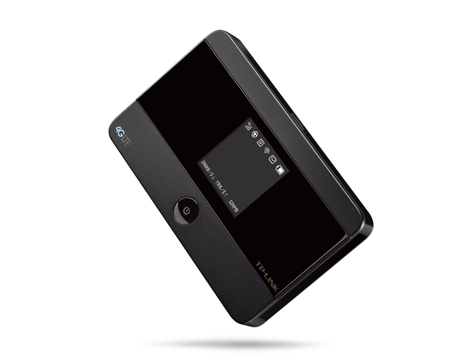 150Mbps 4G LTE Mobile WiFi Hotspot
