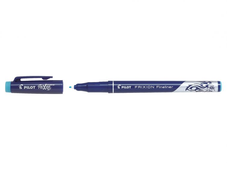 FriXion Fineliner LBLUE PK12