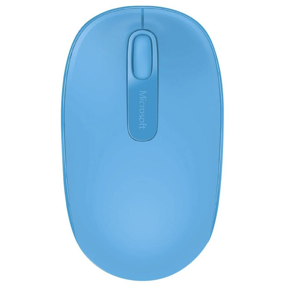 Microsoft Wireless Blue Mouse 1850