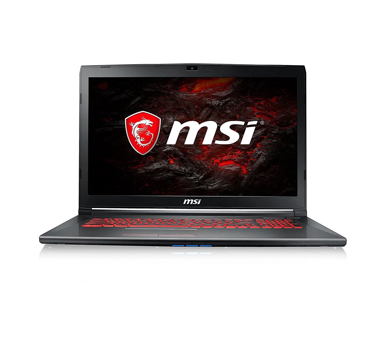 Laptops MSI GV72 7RE 17.3in i7 8GB Laptop