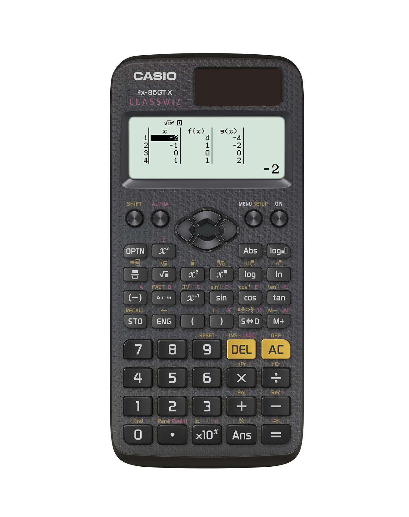 Casio FX-85GTX Scientific Calculator