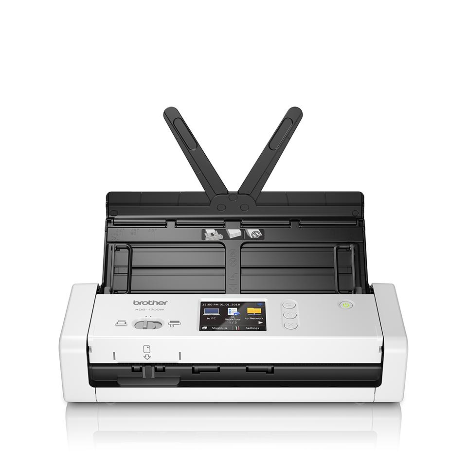 Laser Printers Brother ADS1700W Scanner