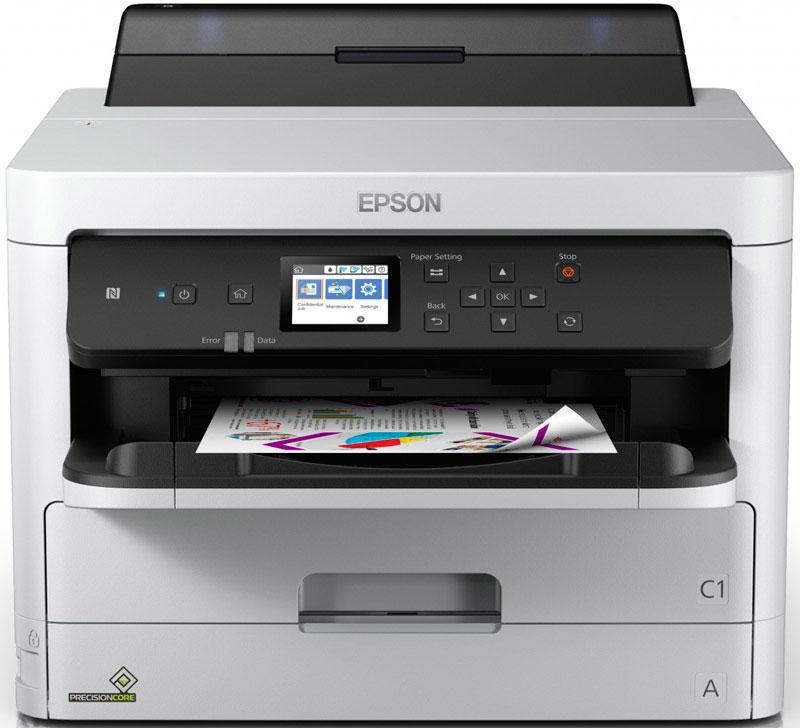 Epson Pro WFC5790DWF Multifunction