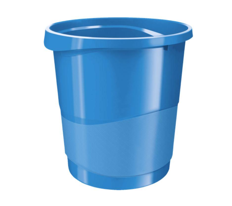 Rexel Choices Waste Bin Blue