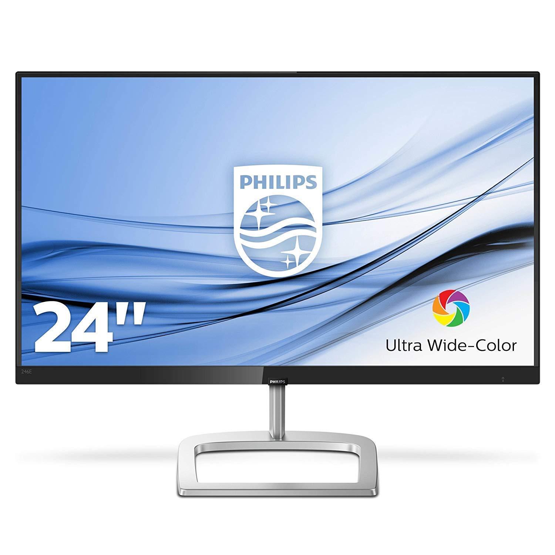 Monitors Philips 246E9QDSB 24in Monitor
