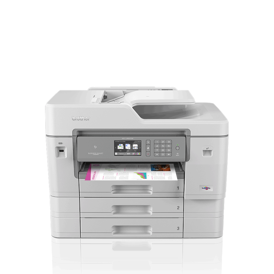 Inkjet Printers Brother MFC J6947DW Colour Inkjet MFP
