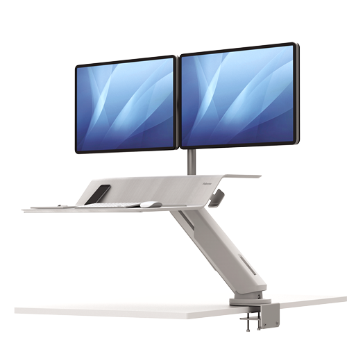 Fellowes Lotus RT Sit-Stand Dual WH