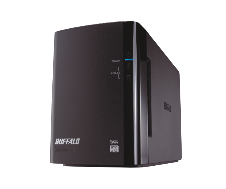 DriveStation Duo 8TB USB 3.0