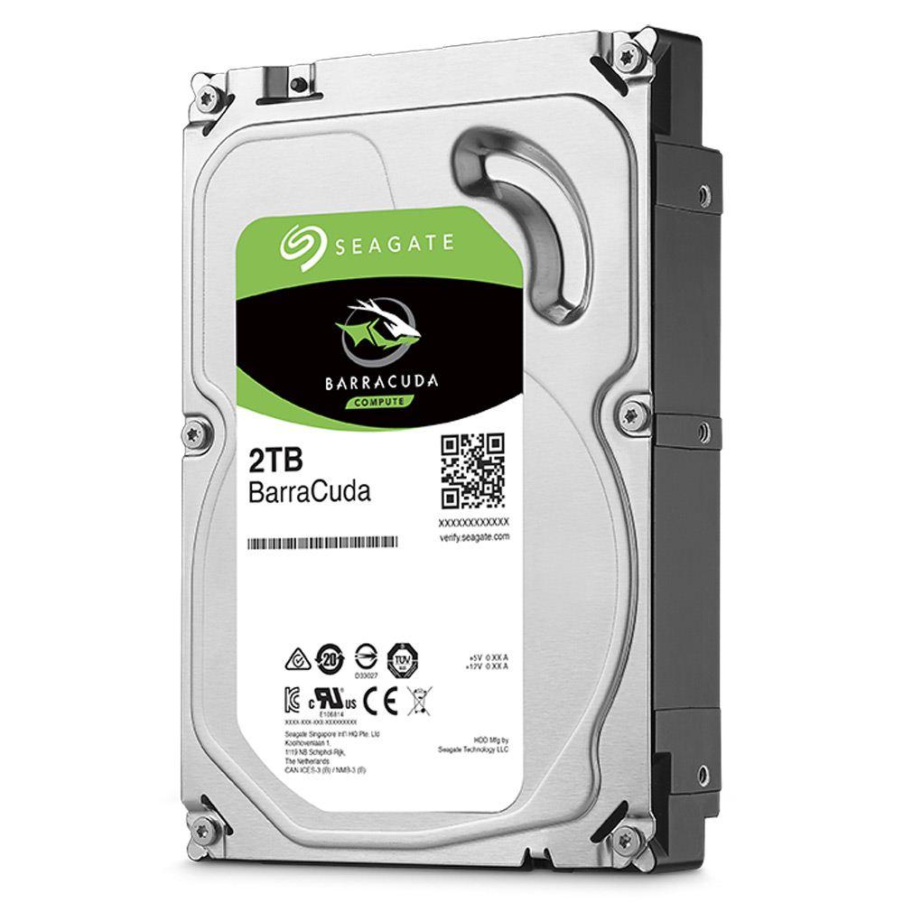 Seagate 2TB Desktop SATA 3.5 Int HDD