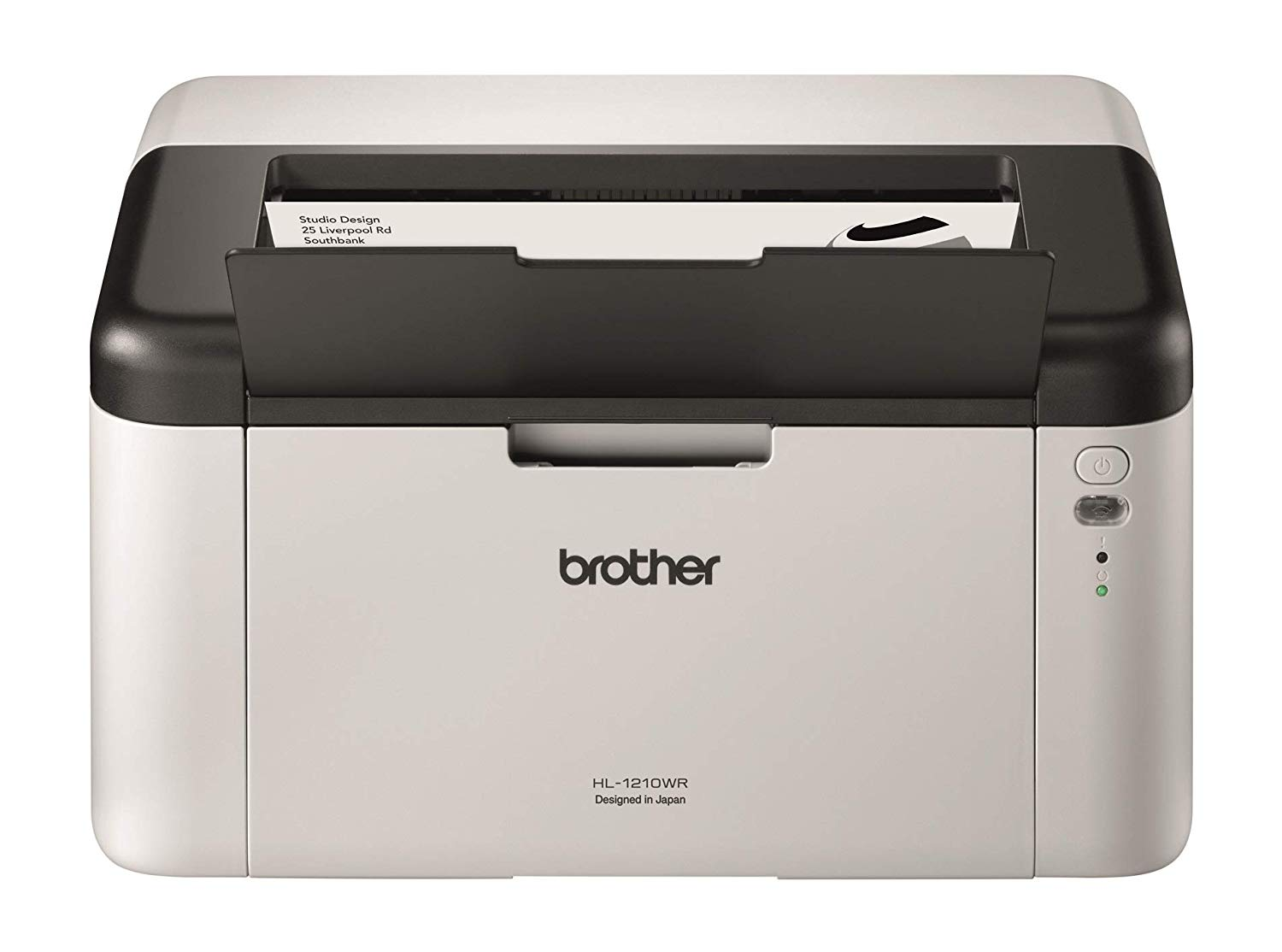 Brother HL 1210W A4 Mono Laser Printer
