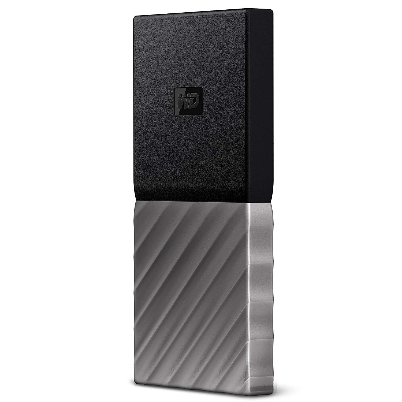 WD 256GB My Passport USB External SSD
