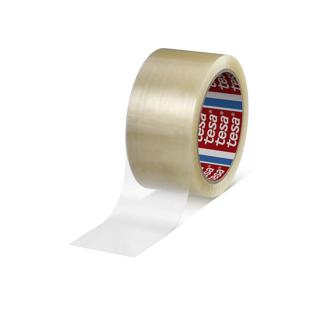 tesa Strong PP Tape 50mmx50m Clear PK36