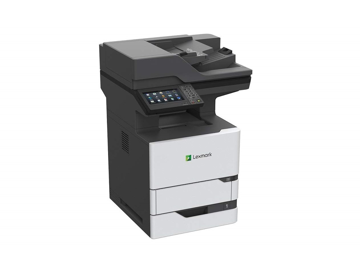 Laser Printers Lexmark MX722ade A4 Mono Laser MFP