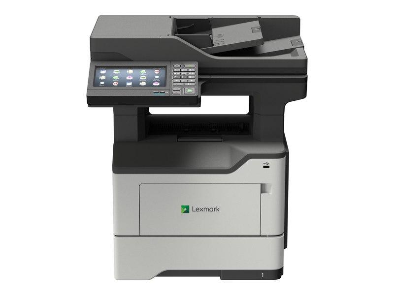 Laser Printers Lexmark MX622ade A4 Mono Laser MFP