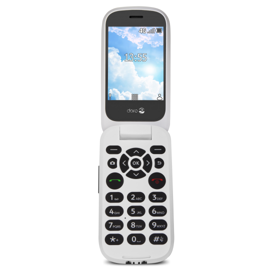 Electricals & Technology Doro 7060 Black