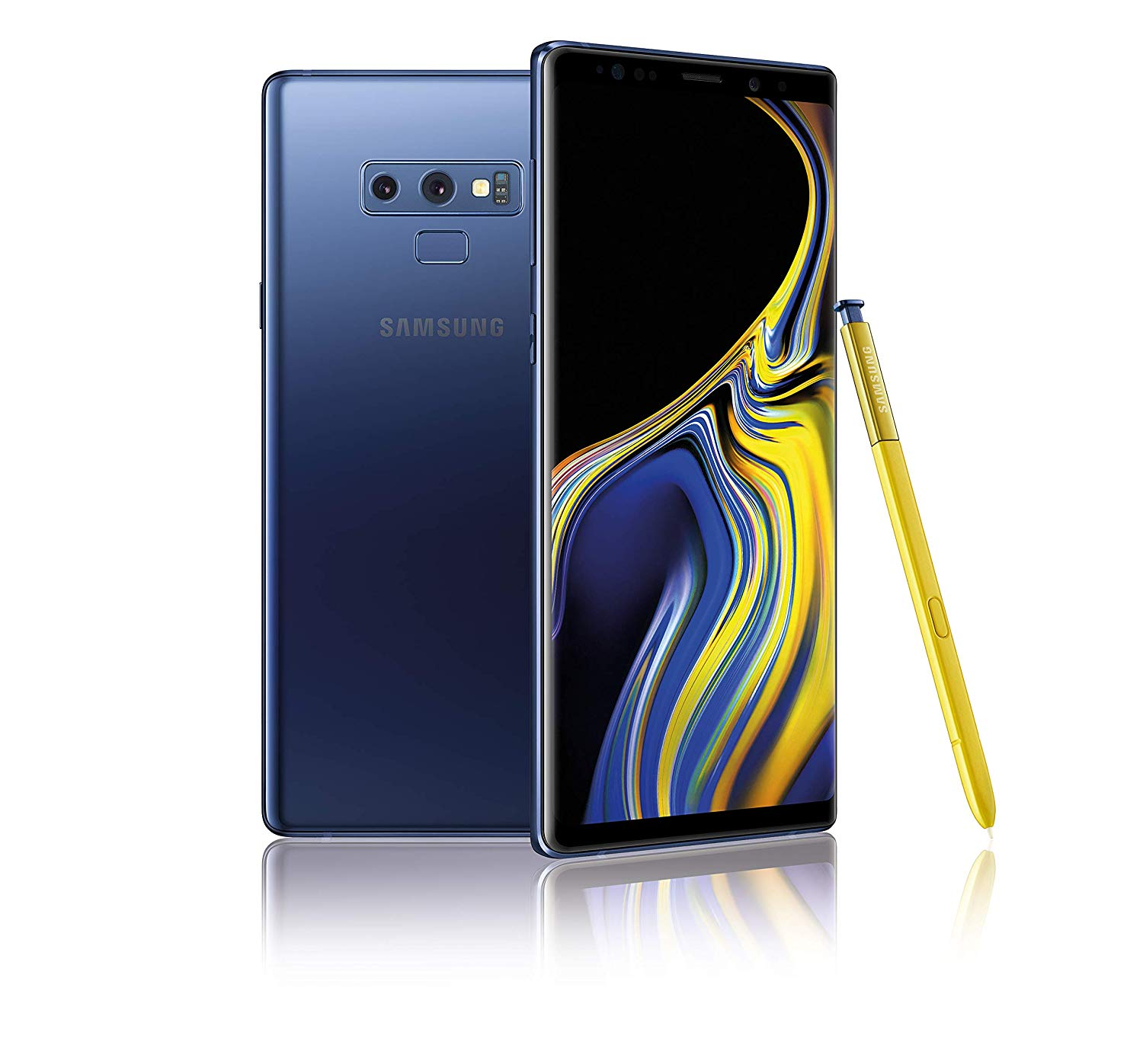 Mobile Phones Samsung Note 9 128GB Blue