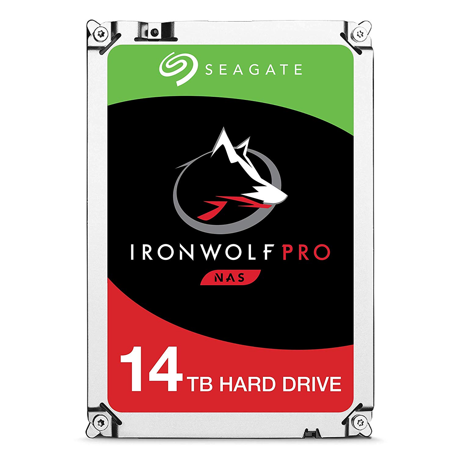 Seagate 14TB IronWolf Pro SATA Internal HDD
