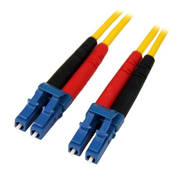 Cables / Leads / Plugs / Fuses StarTech 4m Single Mode Duplex Fiber Patch Cable