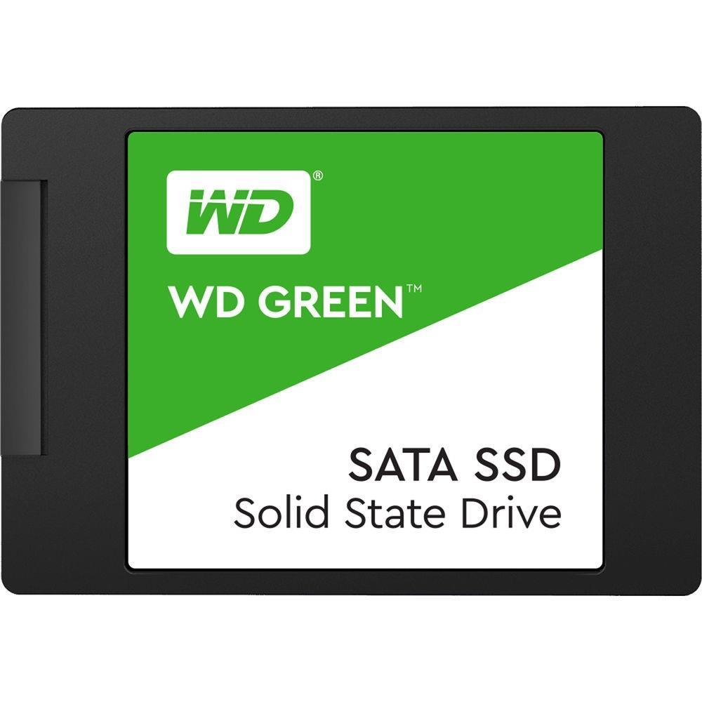WD 480GB Green SATA 2.5in Internal SSD