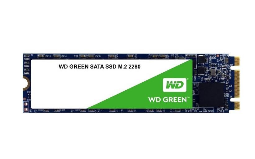 WD 480GB Green M.2 SATA Internal SSD