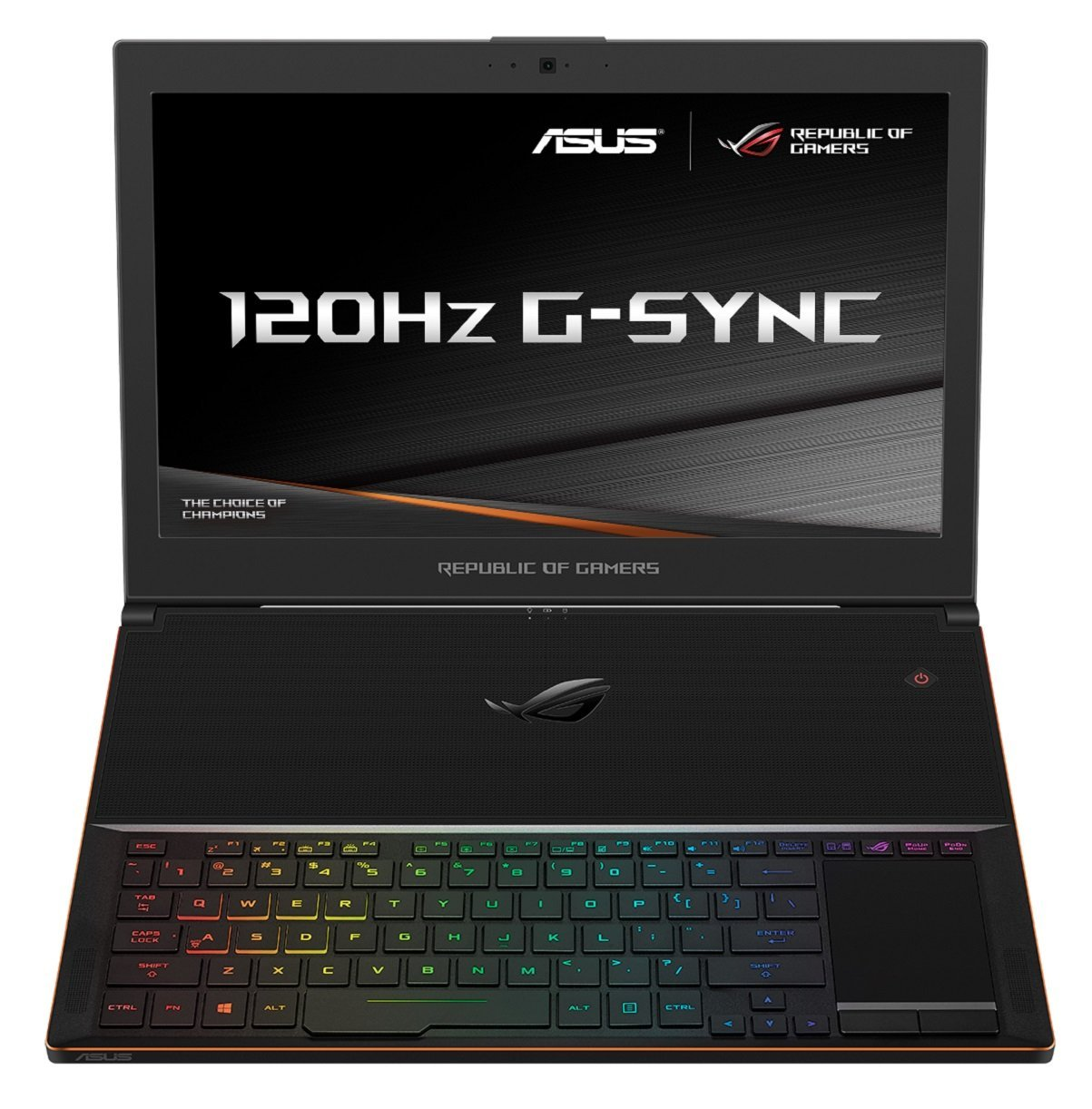 Asus ROG 15.6in 8GB 512GB SSD nVidia GTX