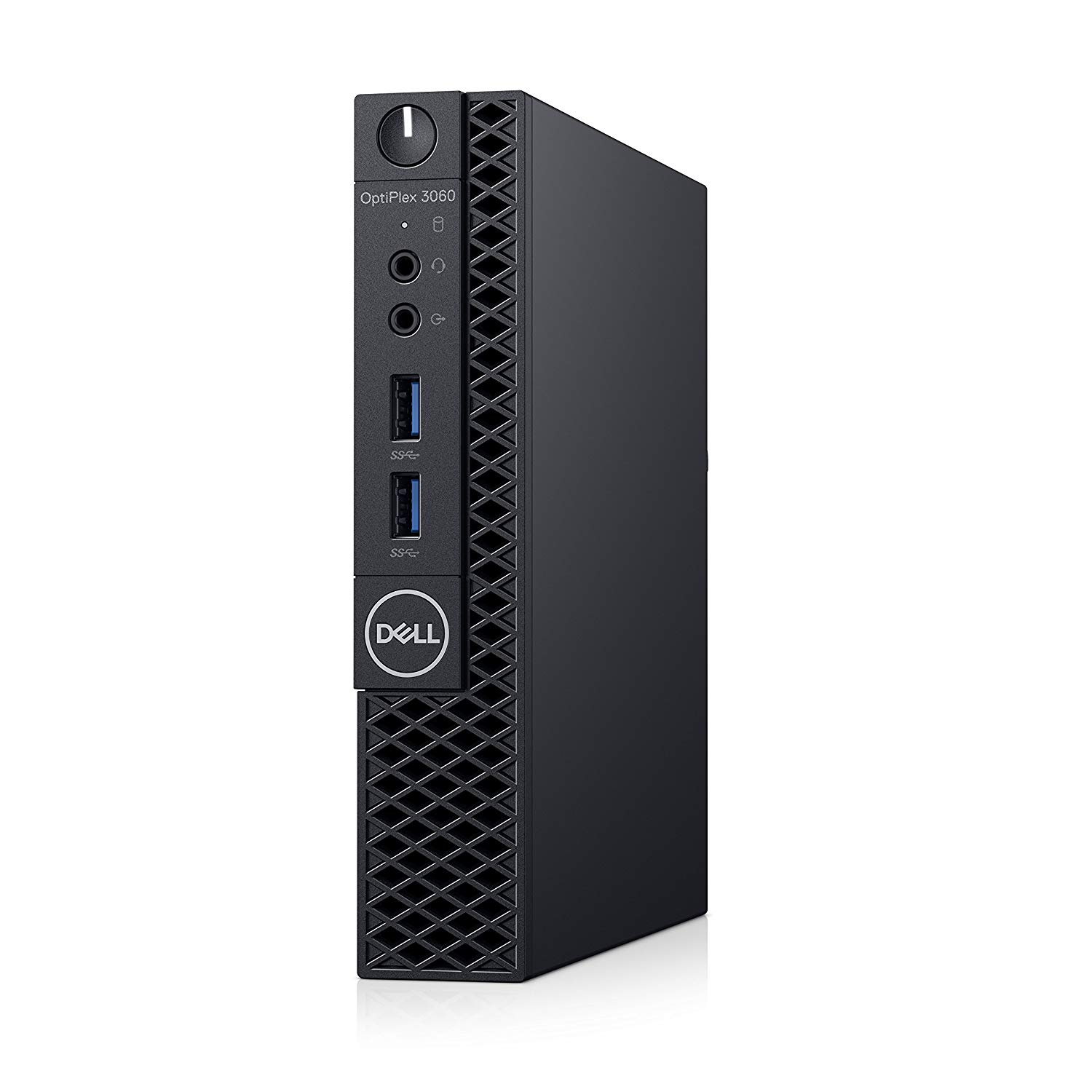 Dell Opti 3060 i5 8GB Black Mini PC