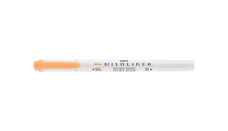 Zebra Mliner Orange PK10