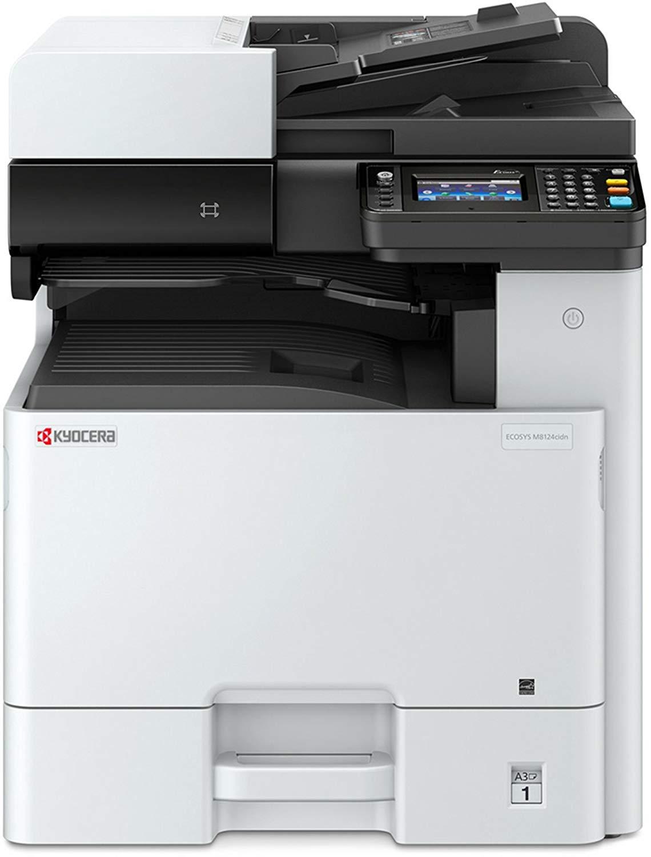 Laser Printers Kyocera M8130cidn A3 MFP duplex