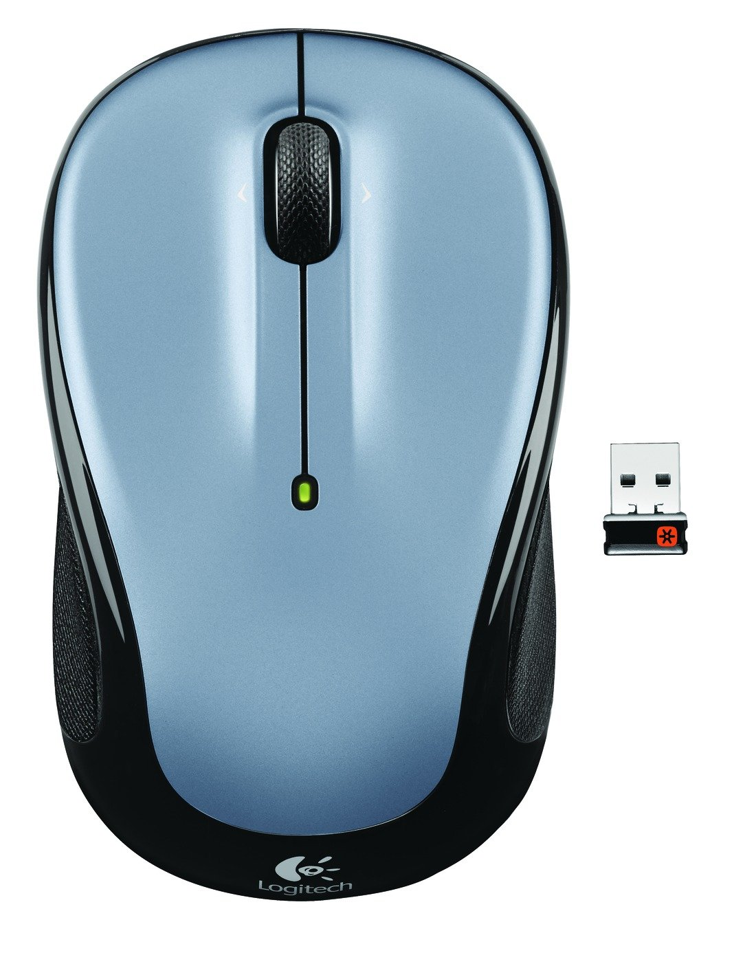 Wireless Logitech Wireless Mouse M325 Silver
