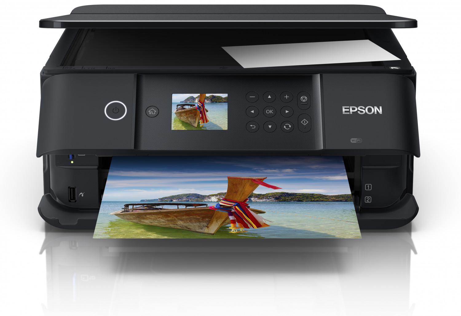 Epson XP6100 A4 Colour Inkjet Wifi Printer