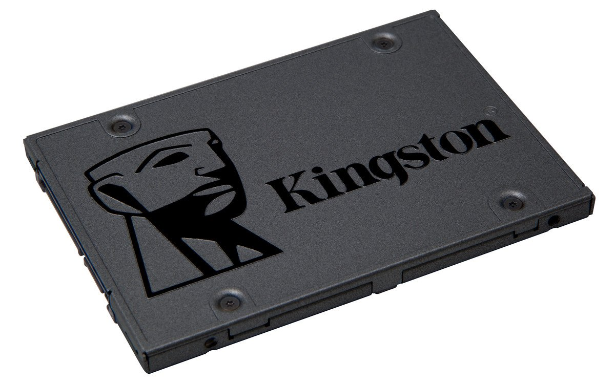 Hard Drives Kingston Internal SSD 960GB A400 SATA 2.5in