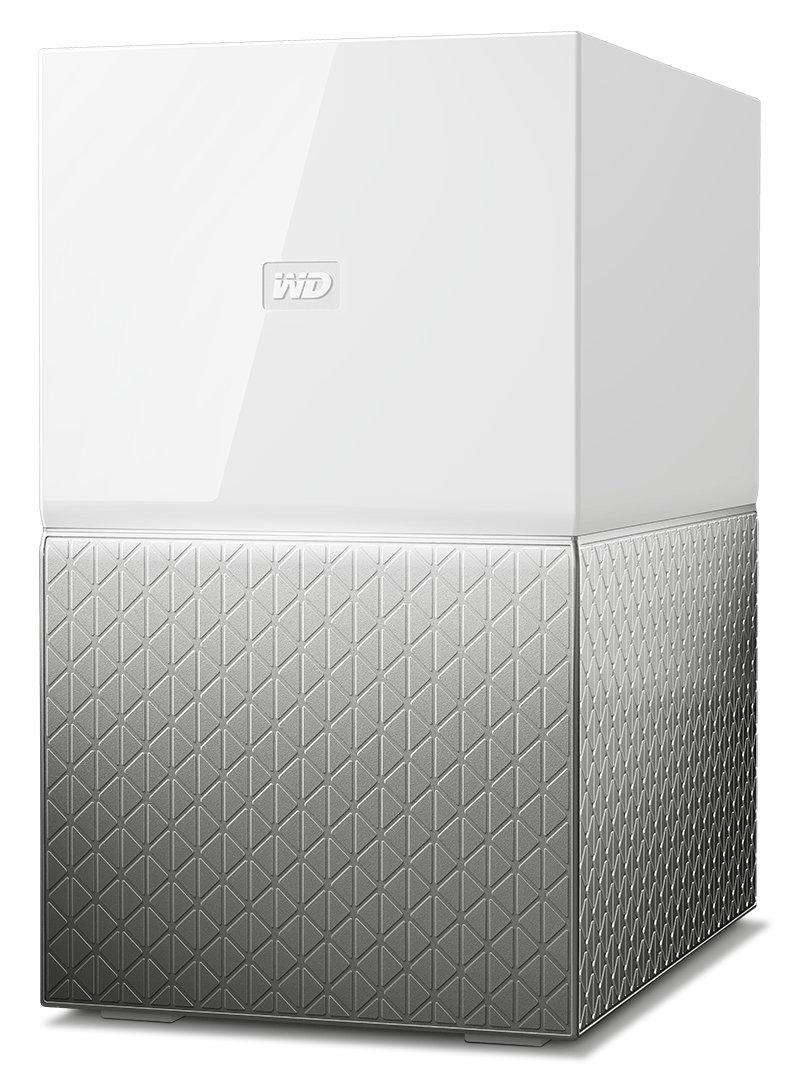 Hard Drives WD 4TB External My Cloud Home Duo NAS